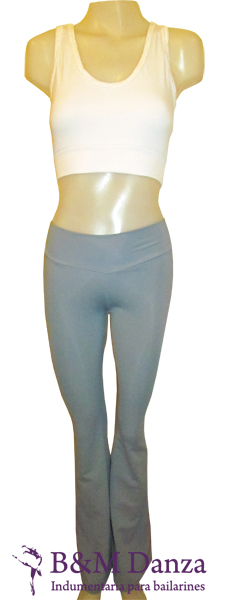 Pantalon de lycra oxford